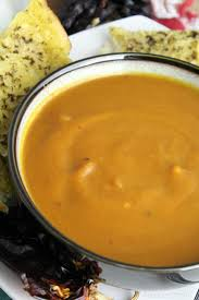 mexican butternut squash soup with new mexico or ancho chiles