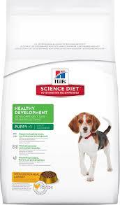 hill u0027s science diet puppy healthy development with chicken meal