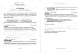 retail manager resume template sle resume for a retail manager