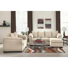 Signature By Ashley Sofa by Darcy Sofa Chaise Stone Signature Design By Ashley Target