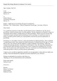 research assistant cover letter 28 images research assistant