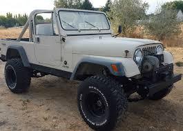 cj8 jeep 1985 jeep cj 8 scrambler jeep offroad jeeps pinterest jeep