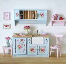 shabby chic kitchen furniture colorful shabby chic kitchen furniture smith design the best