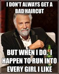 Bad Girl Meme - 26 most funniest haircut meme pictures of all the time