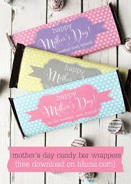 free bar wrapper templates s day bar wrappers