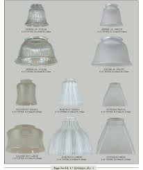 Glass Globes For Chandeliers Replacement Glass Shades For Light Fixtures Makrillarna Com