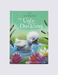 first readers the ugly duckling book m u0026s