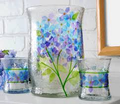 Stained Glass Vase Craftionary