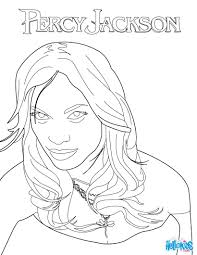 percy jackson coloring pages funycoloring