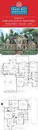 House Plans Traditional 221 Best Main Level Master House Plans Images On Pinterest House
