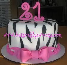 monkey and zebra print baby shower cake keyks bakery in chainimage