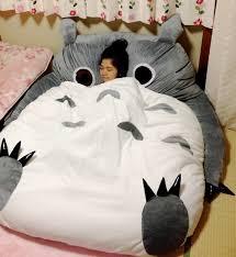 Sofa Bed Amazon by Amazon Com My Neighbor Totoro Sleeping Bag Sofa Bed Twin Bed