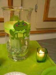 frog baby shower lime sherbet punch i made for a frog theme baby shower party