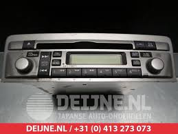 code for radio honda civic used honda civic ep eu 1 4 16v radio 39101s5sb710m1 v deijne