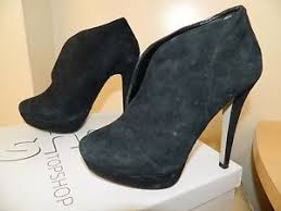 s heeled boots uk topshop black suede platform shoe boots uk size 3 rrp 70