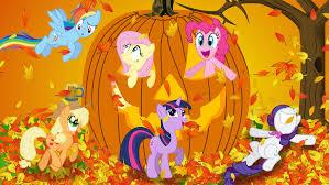 mlp fall wallpaper by sakatagintoki117 my pony my