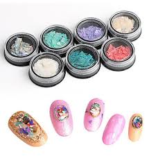 pinpai 7pcs nail art decoration rhinestone pearls cosmetic design