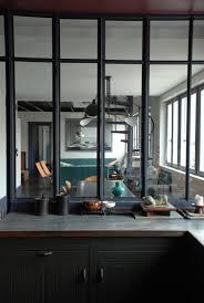 cuisine fenetre atelier une verrière d atelier