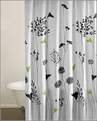 Green Kitchen Curtains by Green And Black Kitchen Curtains Curtains Home Design Ideas