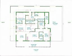 40x60 Floor Plans by Pole Barn Design Plans Free Barn Decorations