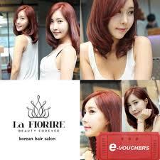 la fiorire korean hair spa treatment cut wash blow u0026 styling