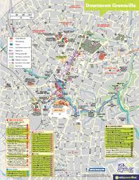 sc highway map maps visitgreenvillesc official travel source