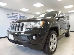 overland jeep grand cherokee 2013 used jeep grand cherokee 4wd 4dr overland at conway imports