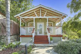 for 549k a montecito heights bungalow with treehouse vibes