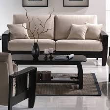 mission oak sofa wayfair