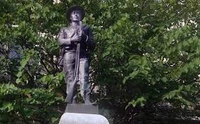 Black Flag Statue Puzzle White Supremacist Christians Love Confederate Statues Because They