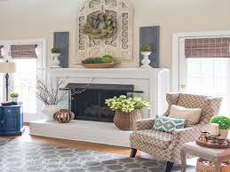 decorate my fireplace mantel spring ffdefc amys office