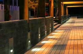 online shop led step light outdoor recessed wall lamp 12v 1w with