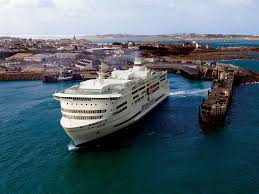 Saint Malo France Map by Pont Aven Ship Information Cruise Ferry Brittany Ferries