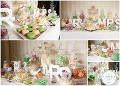 Pink Wedding Candy Buffet by A Vintage Pink Wedding Candy Buffet By Any Occasion Events