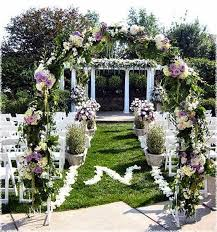 Pergola Wedding Decorations by Best 25 Outdoor Wedding Gazebo Ideas On Pinterest Wedding Jars