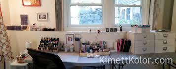 kimett kolor u0027s nail art station and polish organization of regular