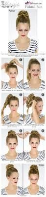 easy messy buns for shoulder length hair love long hairstyles with fringe wanna give your hair a new look