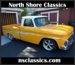 wooden truck bed 1964 chevrolet c10 nice wood bed with custom box 4speed stock