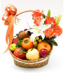 where to buy fruit baskets send fruit basket to s florist
