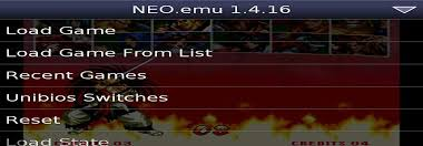 neo geo emulator android new neogeo emulator hits the market called neo emu droid gamers
