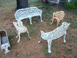 Wrought Iron Patio Table Set by Cast Iron Patio Furniture U2013 Bangkokbest Net