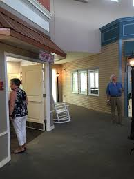 How To Decorate A Nursing Home Room This Assisted Living Facility Is Designed To Look Like Tiny Houses