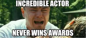 Leonardo Dicaprio No Oscar Meme - fab gist leonardo dicaprio finally wins an oscar here s what you
