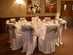 make wedding chair covers or draped u2014 the home redesign