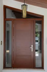 modern wood door wooden front doors doors good front door designs in wood