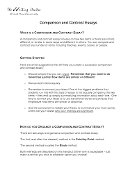 compare and contrast essay samples for college buying compare and contrast essay casinodelille com