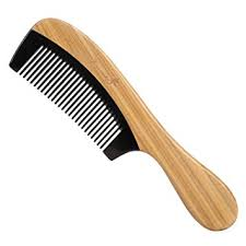 hair comb breezelike sandalwood hair comb no static