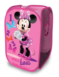 Baby Laundry Hampers by Disney Hampers Disney Minnie Mouse Pop Up Hamper