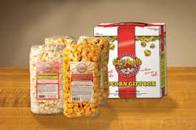 popcorn baskets cleveland gifts cbell s factory gourmet popcorn