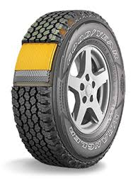 Fierce Attitude Off Road Tires All Terrain Tires Goodyear Tires